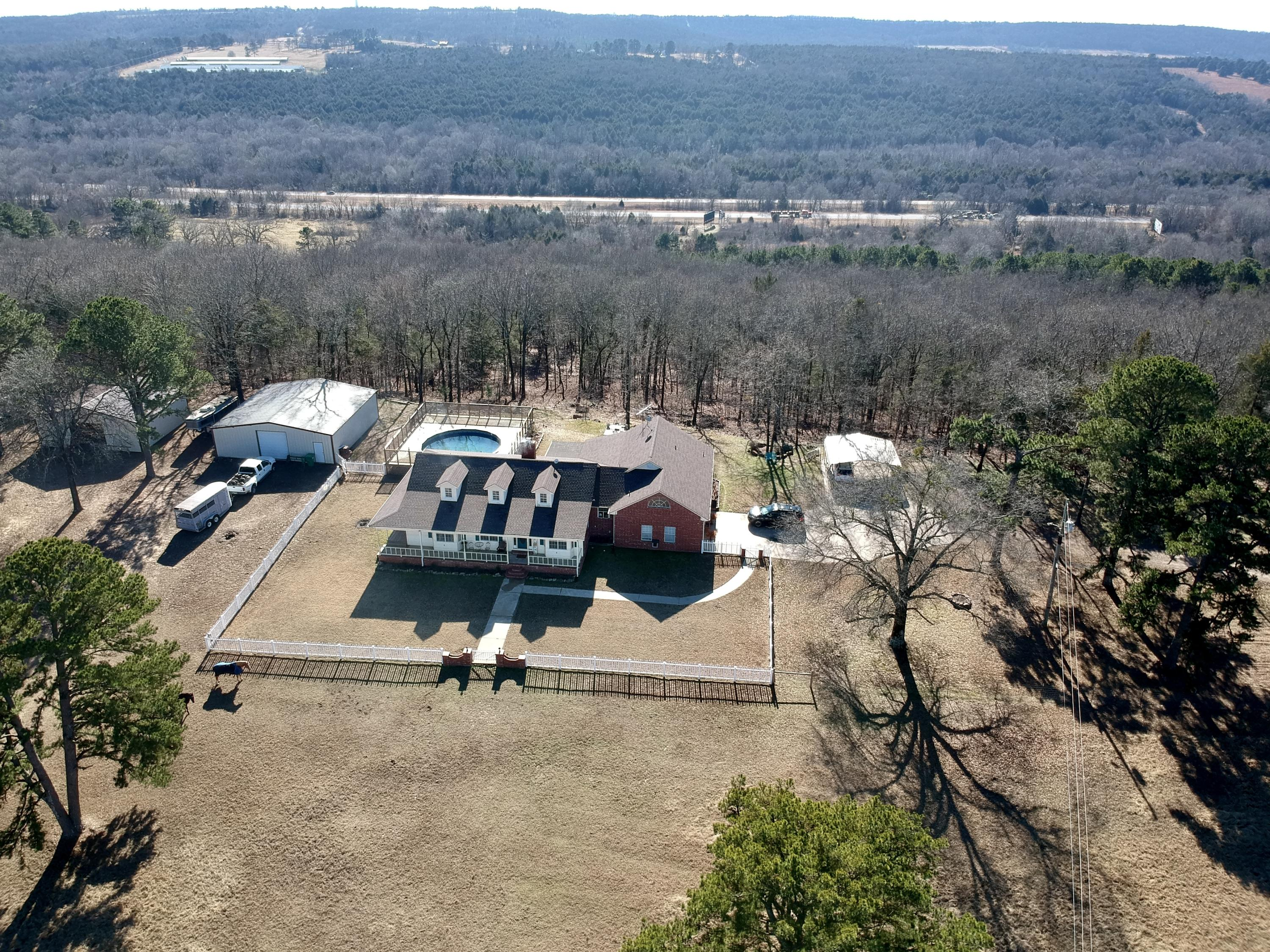 Large photo 3 of home for sale at 927 Philpot Road, Ozark, AR