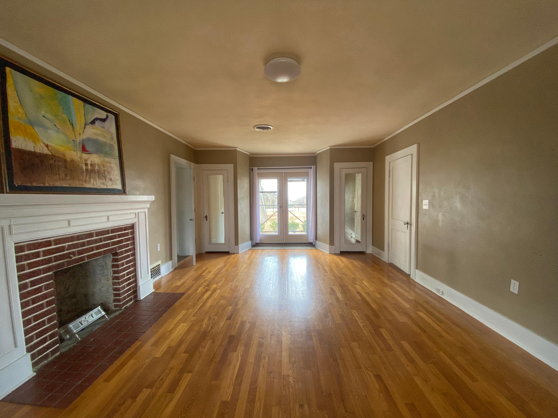 Second floor living room