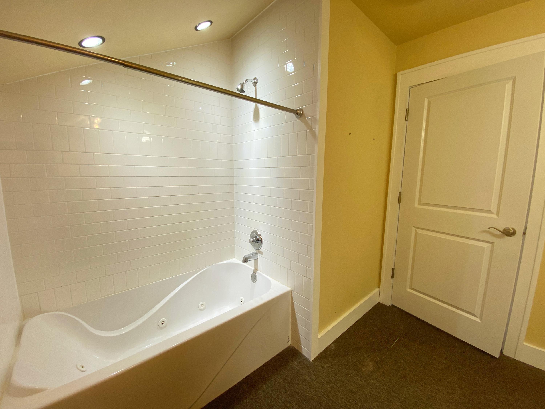 Second floor master bathroom