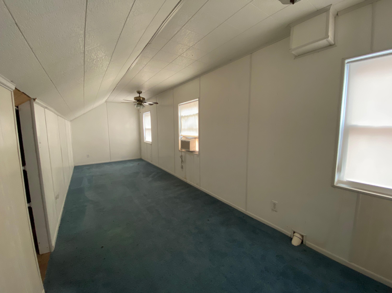 Bonus attic room