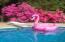Beautiful view of pool and azalea