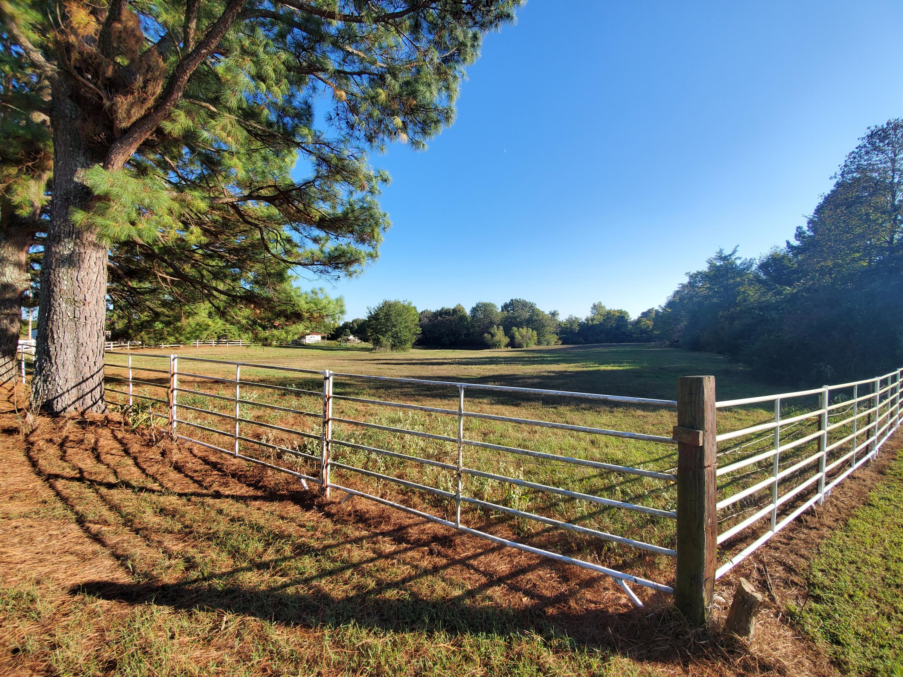 The gravel driveway winds from the gated entry through a screen of trees and rolling pasture to this beautiful 3,300 SF house. This property has so much to offer, not only on the outside but the inside! 20 Acres of gorgeous pasture land with two ponds, one that is fully stocked. A horse barn to a perfect dog kennel, and a massive pole barn to store anything you need. Don't forget the outside kitchen with the above ground pool, and the deck that was made for entertaining, or just to enjoy being outside and enjoy your morning coffee. A new roof in 2021 and beautiful open kitchen perfect for the big family gatherings! Come see all these features and so much more could be gone quick!