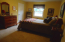 THE 3RD BEDROOM IS ALSO GOOD SIZED, LIKE THE OTHER TWO. THIS ONE ALSO HAS 2 CLOSETS AND NICE NATURAL LIGHTING.