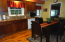 THE KITCHEN HAS BEEN REMODELED RECENTLY WITH NEW APPLIANCES, CABINETS, COUNTERTOPS, FIXTURES, LIGHTING & REFINISHED FLOOR.