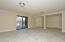 LARGE LOWER LEVEL WALKOUT WITH NEW TILE FLOORING