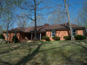 Brick Home on 19.88 Acres