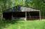 Frame barn with loft & tack room