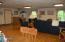 Basement level Rec. Room