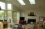 Open floor plan. Great room opens onto lakeside deck