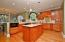 Gourmet Kitchen with Double Convection Ovens