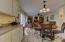 Open Floor Plan to Living Room