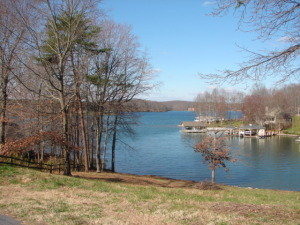 Waters Edge waterfront Lot 158
