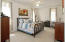 Large and Bright Master suite