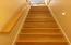 Hardwood steps and risers