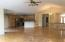 Open floor plan, beautiful hardwood floors