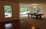 Rec room, pool table included