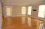 Great Room with Crown Molding