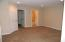 Lower Level Rec Room with additional bedroom and bath