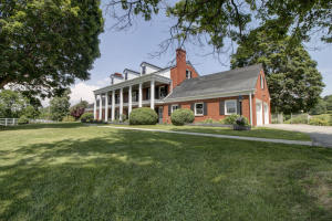 Botetourt Manor Home on 56 Acre Horse Farm