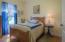Bedroom 2 with Hardwood Floors