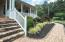 Front Steps and Landscaping