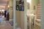 Hallway with Full Bath