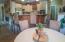 Kitchen View from Breakfast Nook