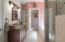 Master Bathroom with Tile Floors