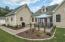 Rear Patio and Landscaping