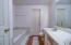 4th Full bath on Lower level