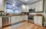 Stainless appliances, Quartz counter tops, (Convection microwave)