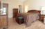 Large walkin closed directly off master suite