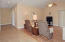 Large hallway and Family room