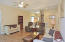 Large Great room off the foyer and kitchen provides ample room for family and guests