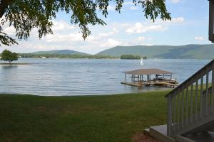 New Owner has the Right to lease Covered Boat Slip directly in front of Town Home...slip is on the left