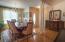 Hardwoods in Foyer, Great Room, Dining Room, & Kitchen