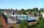 Cabana outdoor pool
