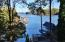 Sit on your deck and take it all in with this awesome lake view.