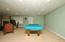 Lower Level Family Room is large enough for a pool table!