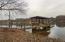 Single Slip boat dock
