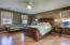 Spacious Master Suite w/Bamboo Flooring