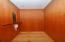 Elevator to wine cellar