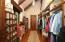 Walk-in closet #1