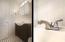 Renovated tile bath