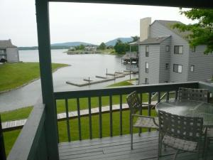 Large Deck with Great View and lots of room to entertain family and friends