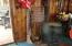 Tack Room w/Wood Stove