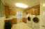 Laundry Room with a View