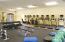 Cabana fitness center