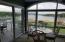 Sunroom with breathtaking views