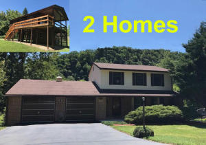 BEAUTIFUL RIVER FRONT PROPERTY WITH A GUEST HOUSE!!